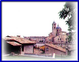 Il centro storico di urbino for Mobilifici pesaro